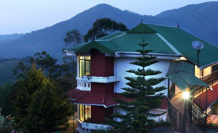 Camelot Resort, Munnar