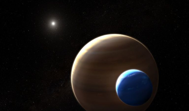 Scientists have detected the first moon outside our solar system
