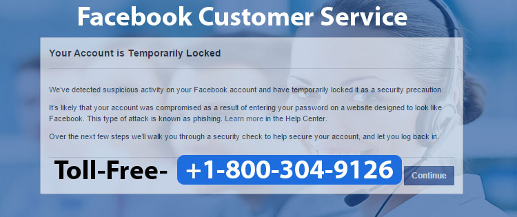 How Can I Unlock Temporarily Locked A Facebook Account?