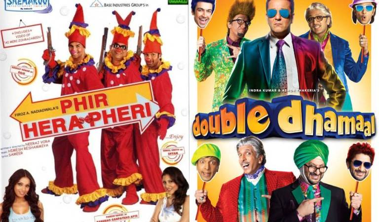 Top Unique & Outstanding Hindi Comedy Movies