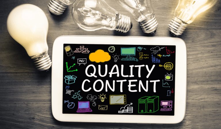 Ways To Upgrade The Quality Of Your Content
