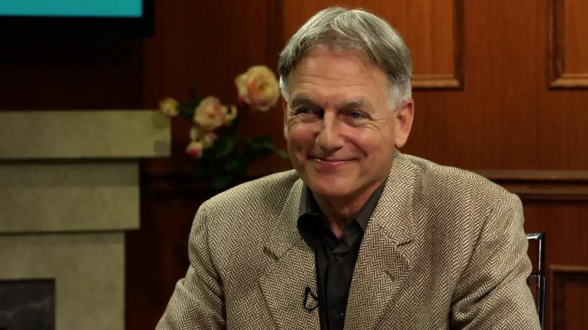 Mark Harmon Interview  Larry King Now Oratv
