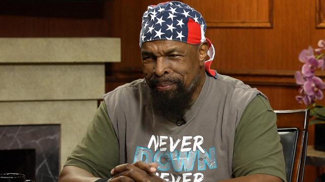 no more mohawk for mr. t? - larry king now: ora.tv