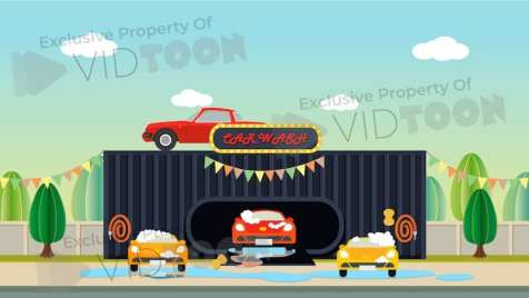 VidToon Animated Video Creation Software background 5