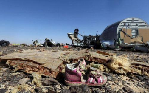 катастрофа лайнера А321 над Синаєм