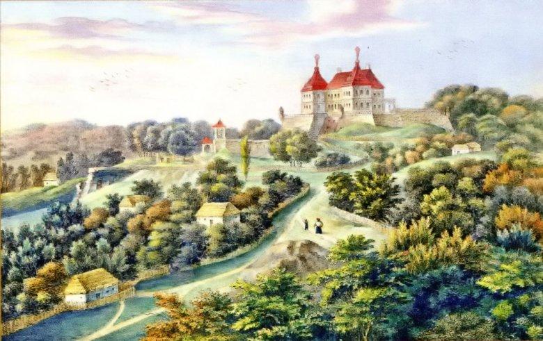 Pidhirci-castle-pic