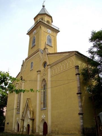 Костел Воздвижения Святого Креста