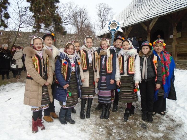 Закарпатское Рождество.