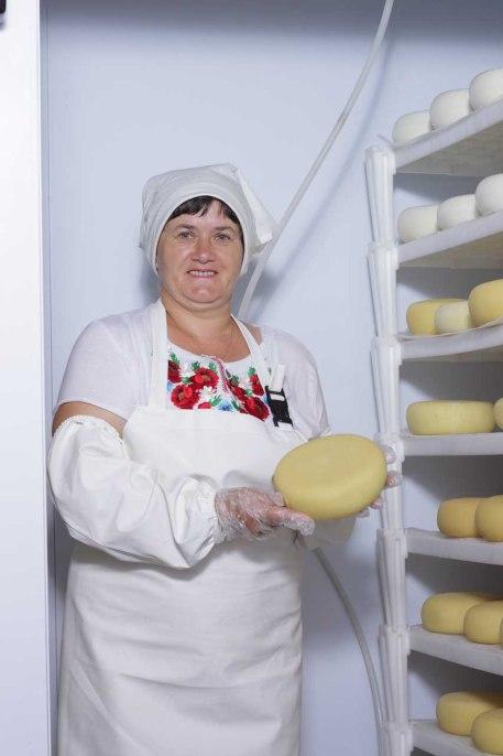 Сыроварня «Бараново» в с. Иза