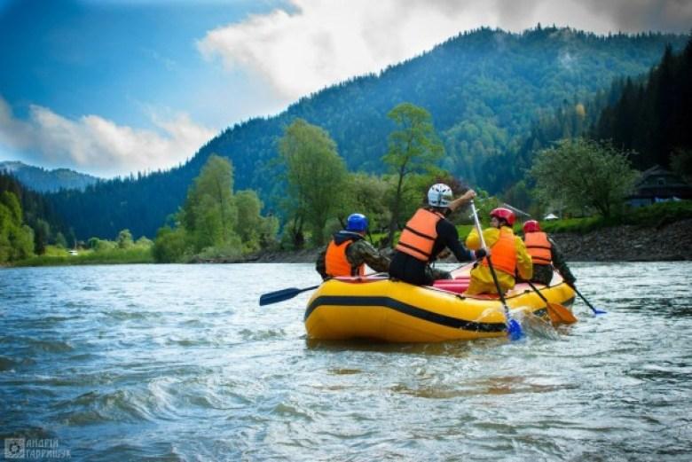 cheremosh river rafting