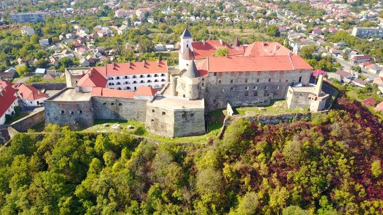 Mukachevo Castle