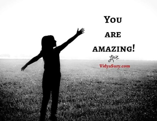 Don't be ashamed of yourself! #selflove