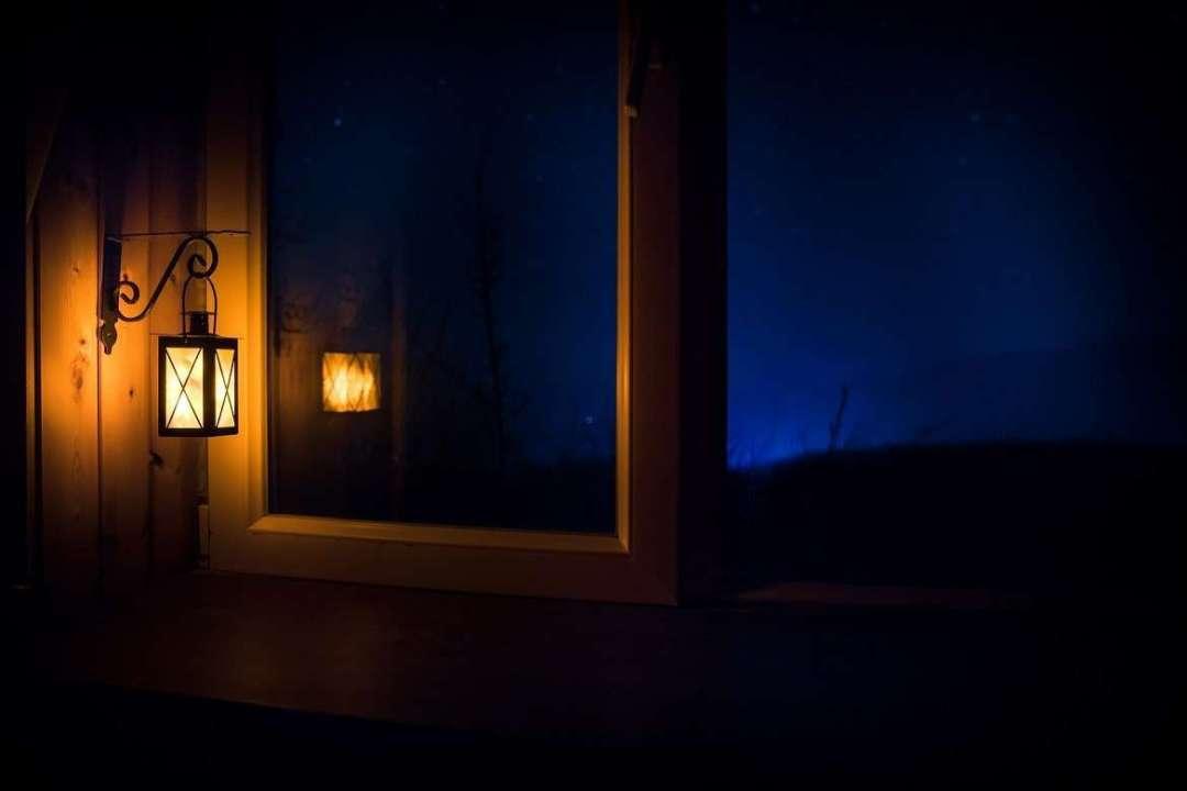 Leave a light in my window