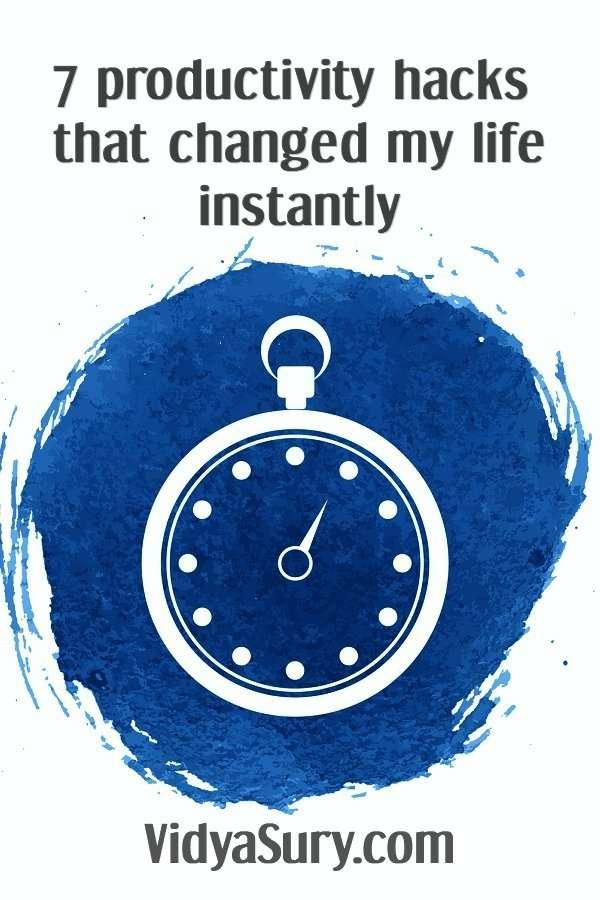 7 productivity hacks that changed my life instantly #productivitytips #personaldevelopment #mindfulness #lifehacks