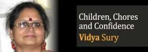 children, chores, confidence