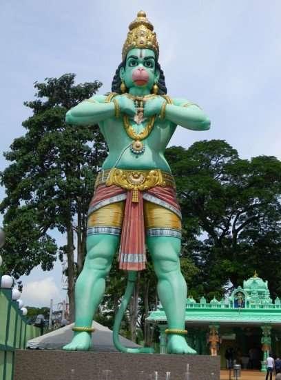 Batu Caves Malaysia Hanuman