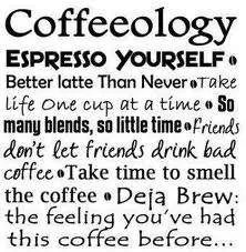 Coffee Quotes collection