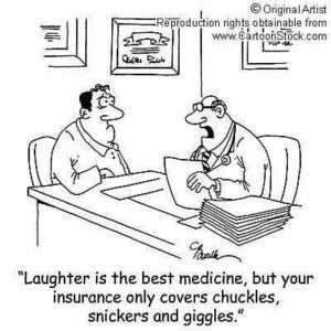 laughter is the best medicine health benefits