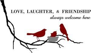 laughter is the best medicine and heals
