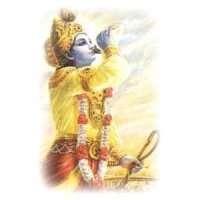 Bhagavad Gita Krishna Conch