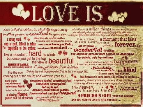 Festival Of Words Love