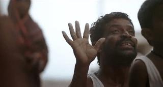 Gondappa hand washing