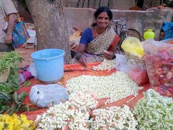Vidya Sury Personal Responsibility flower