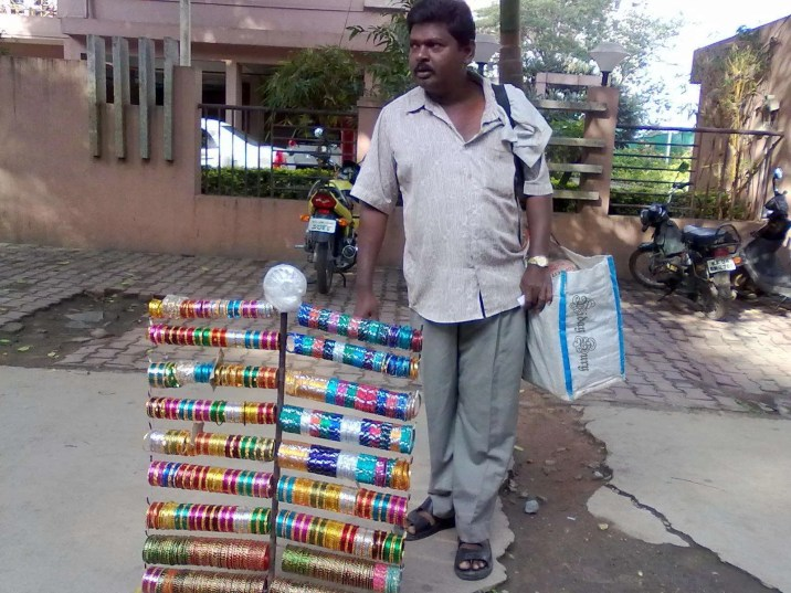 Vidya Sury Personal Responsibility bangle