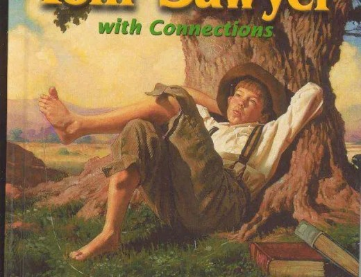 Book review tom sawyer vidya sury
