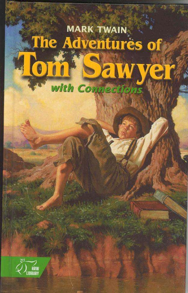 Book review of adventures of tom sawyer in short