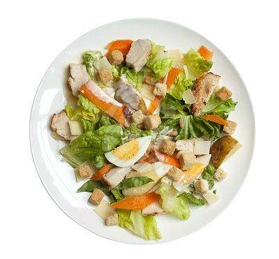Caesar salad healthy eating tips