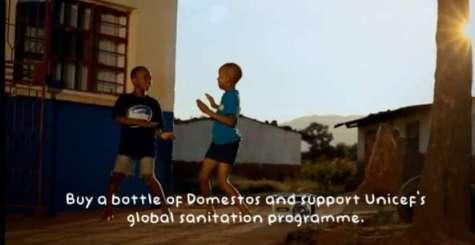 Domestos UNICEF partnership vidya sury