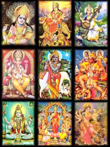 Iconography in Hinduism hindu gods