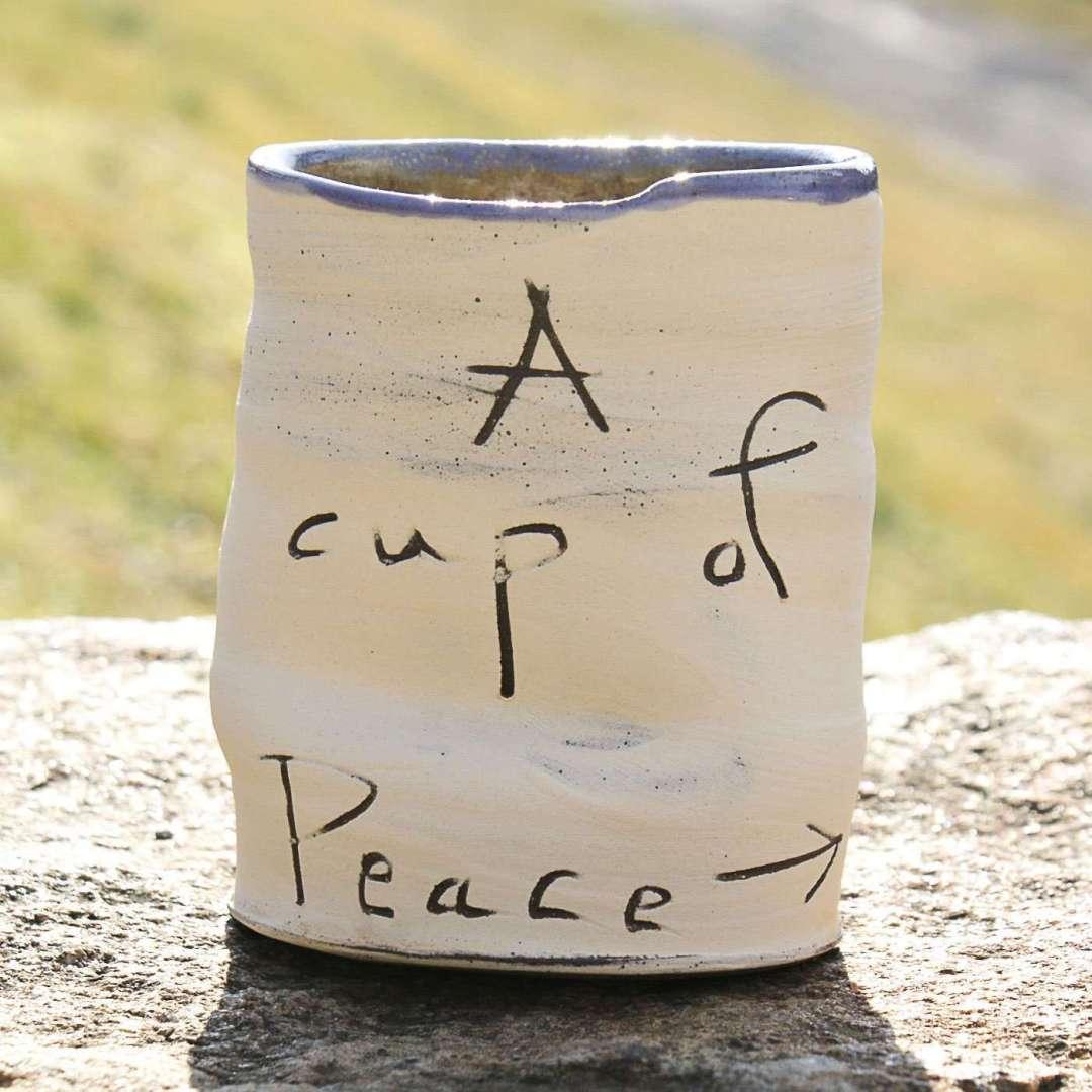 a cup of peace vidya sury story