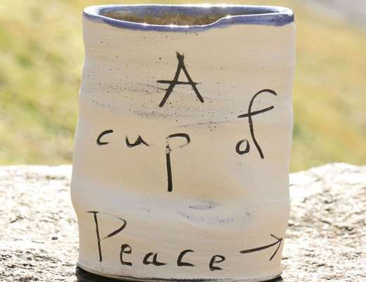 a cup of peace vidya sury story