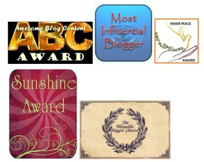 quintet of radiance award