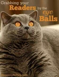 Grabbing-by-eyeballs