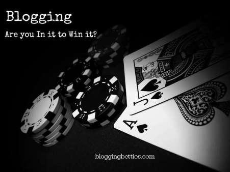 blogging betties on writing