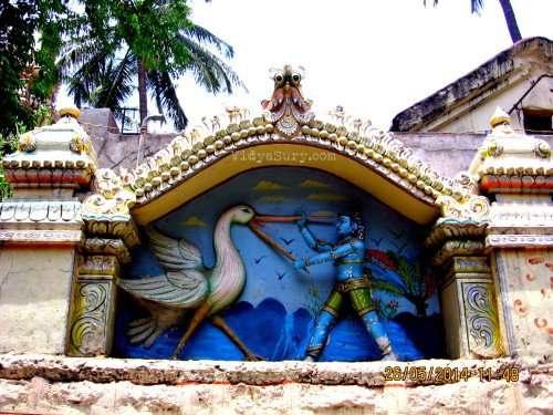 Krishna Janmashtami vidya sury