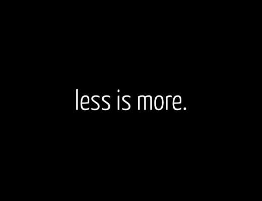 vidya sury be more with less