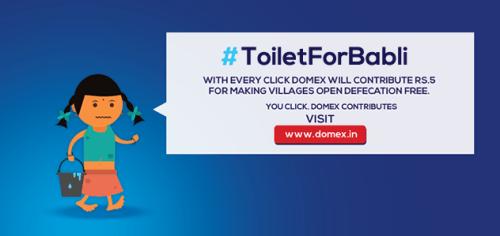 World Toilet Day Toilet for Babli