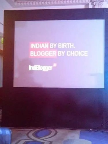 From the Indiblogger album