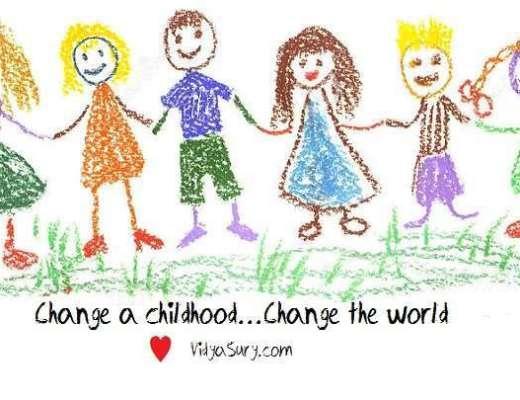 change a life childfund
