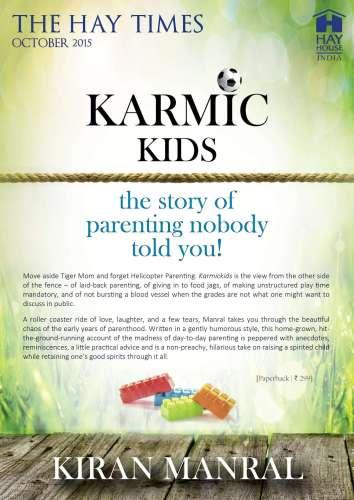 Karmic Kids by Kiran Manral