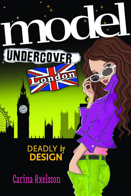 Model Undercover London Spotlight Vidya Sury