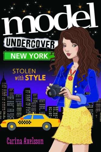 Model Undercover London Spotlight Vidya Sury