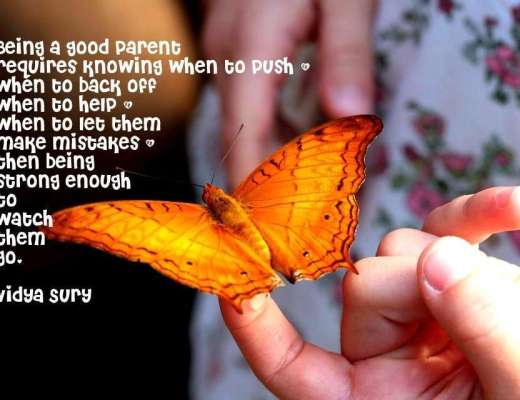 Parenting Teenagers _ giving up control. Vidya Sury
