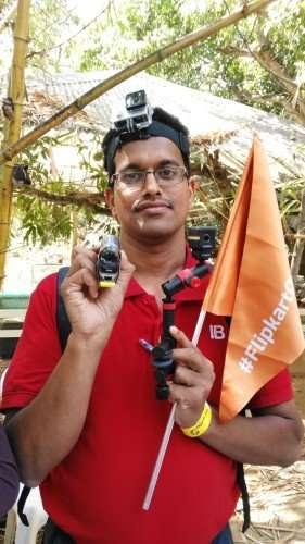Vidya Sury FlipkartOutdoors