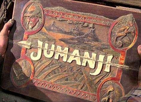 Jumanji 2 Vidya Sury