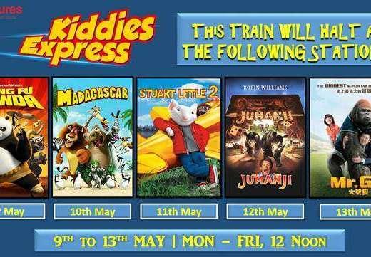 &pictures Kiddies Express line up Vidya Sury